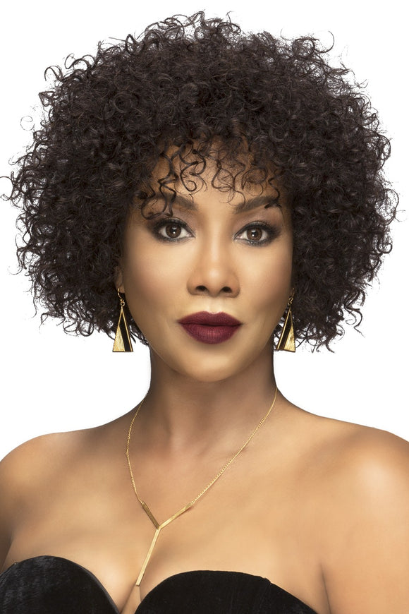 SPRING by Vivica A. Fox - Stretch Cap Remy Human Hair Wig