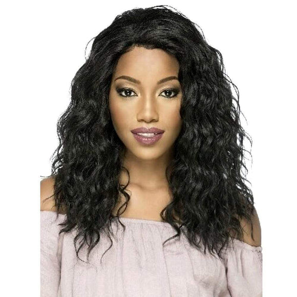 AL-OKSANA by Vivica A. Fox - Lace Front Heat Friendly Synthetic Wig