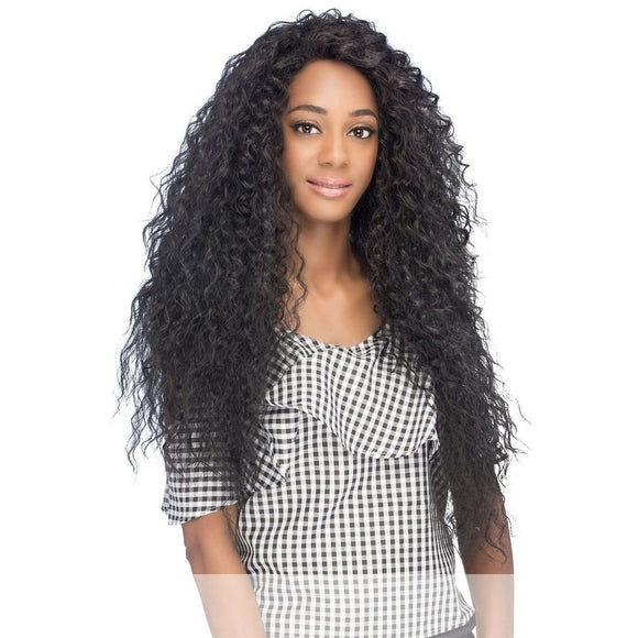 AL-SURI by Vivica A. Fox - Lace Front Heat Friendly Synthetic Wig