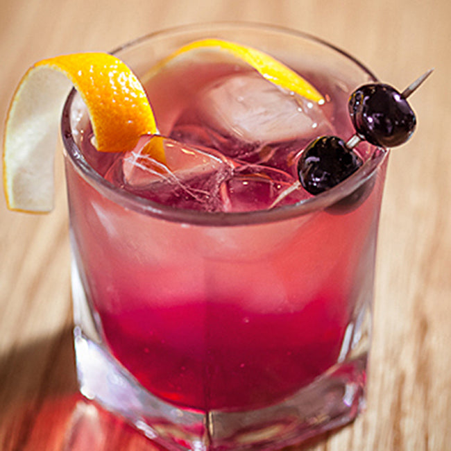 Hibiscus Ginger Cordial