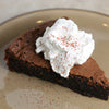 Flourless Ancho Chile Chocolate Cake