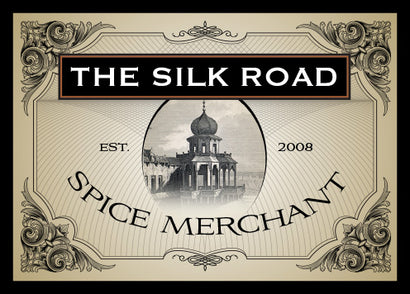 The Silk Road Spice Merchant