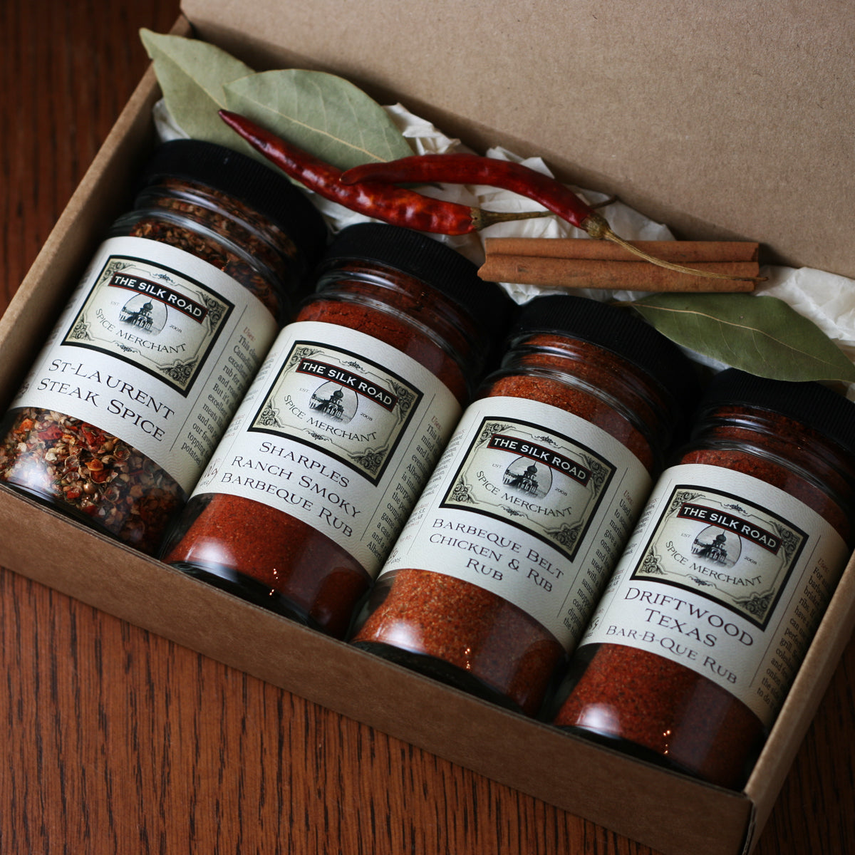 Barbeque Season Spice Set