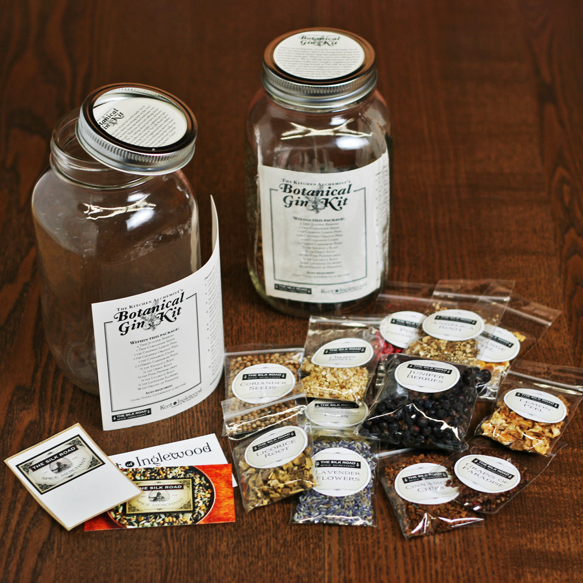 Botanical Gin Kit
