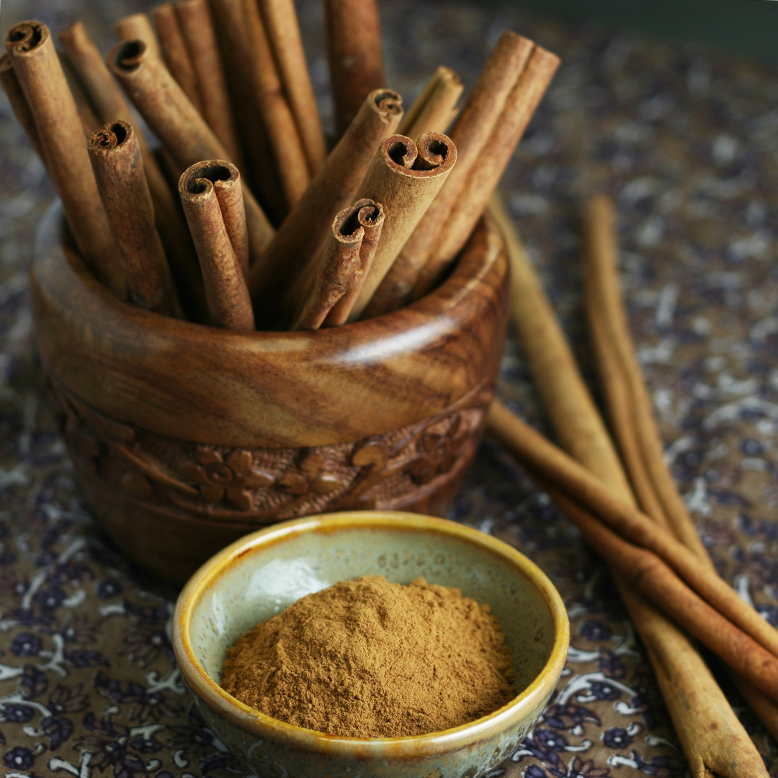 Cinnamon, Indonesian Korintje