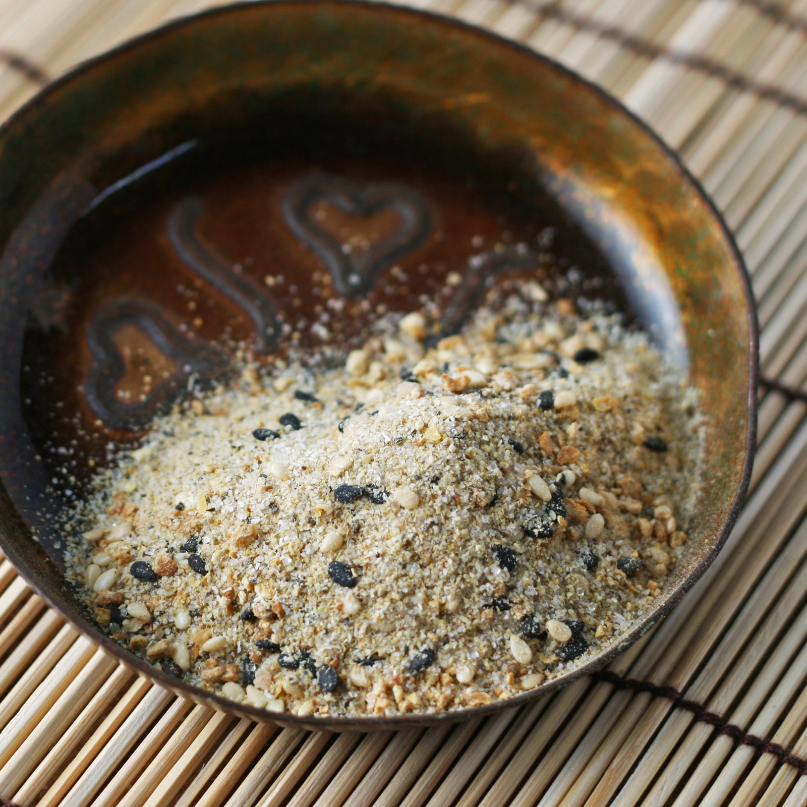 Ginger-Sesame Seasoning