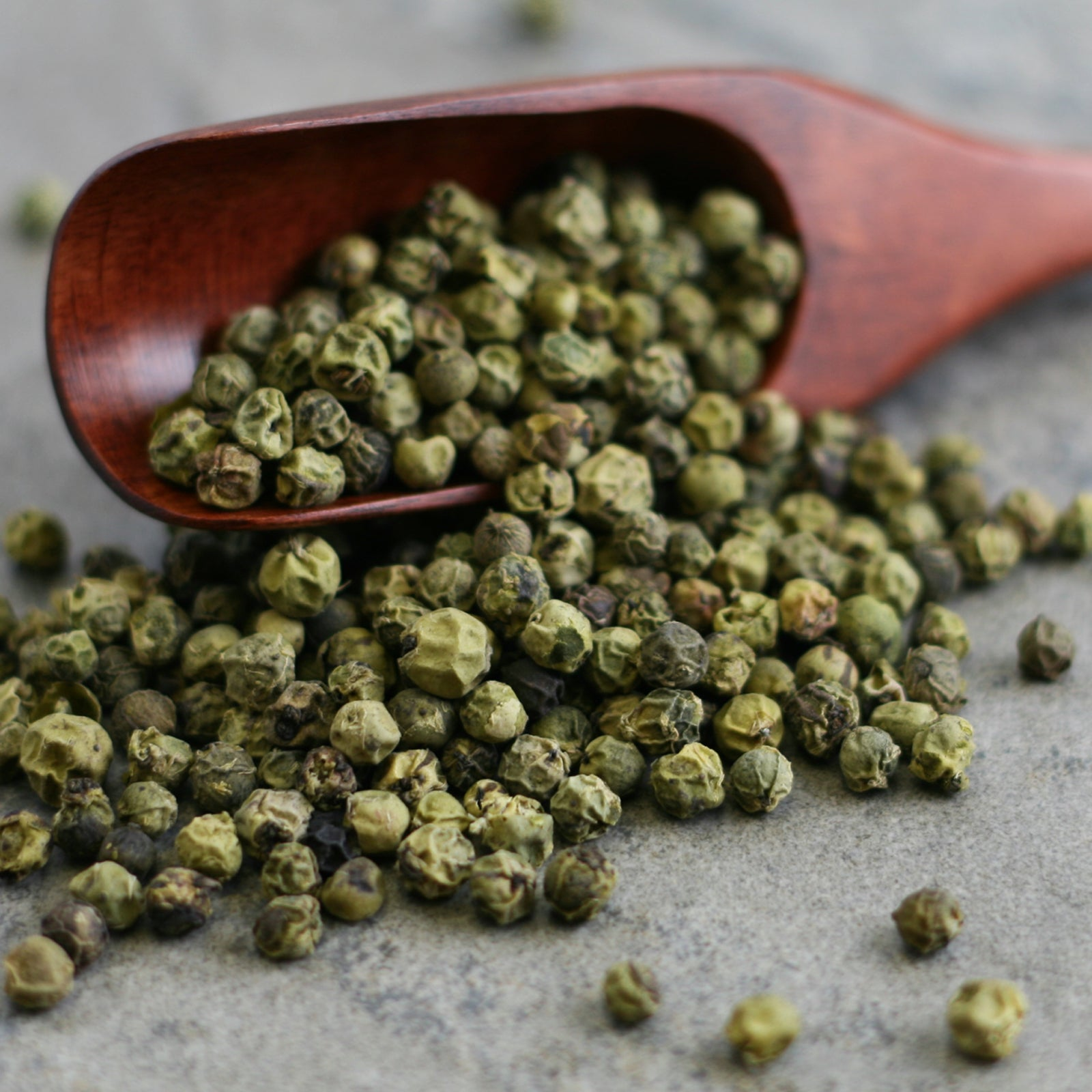 Peppercorns, Green