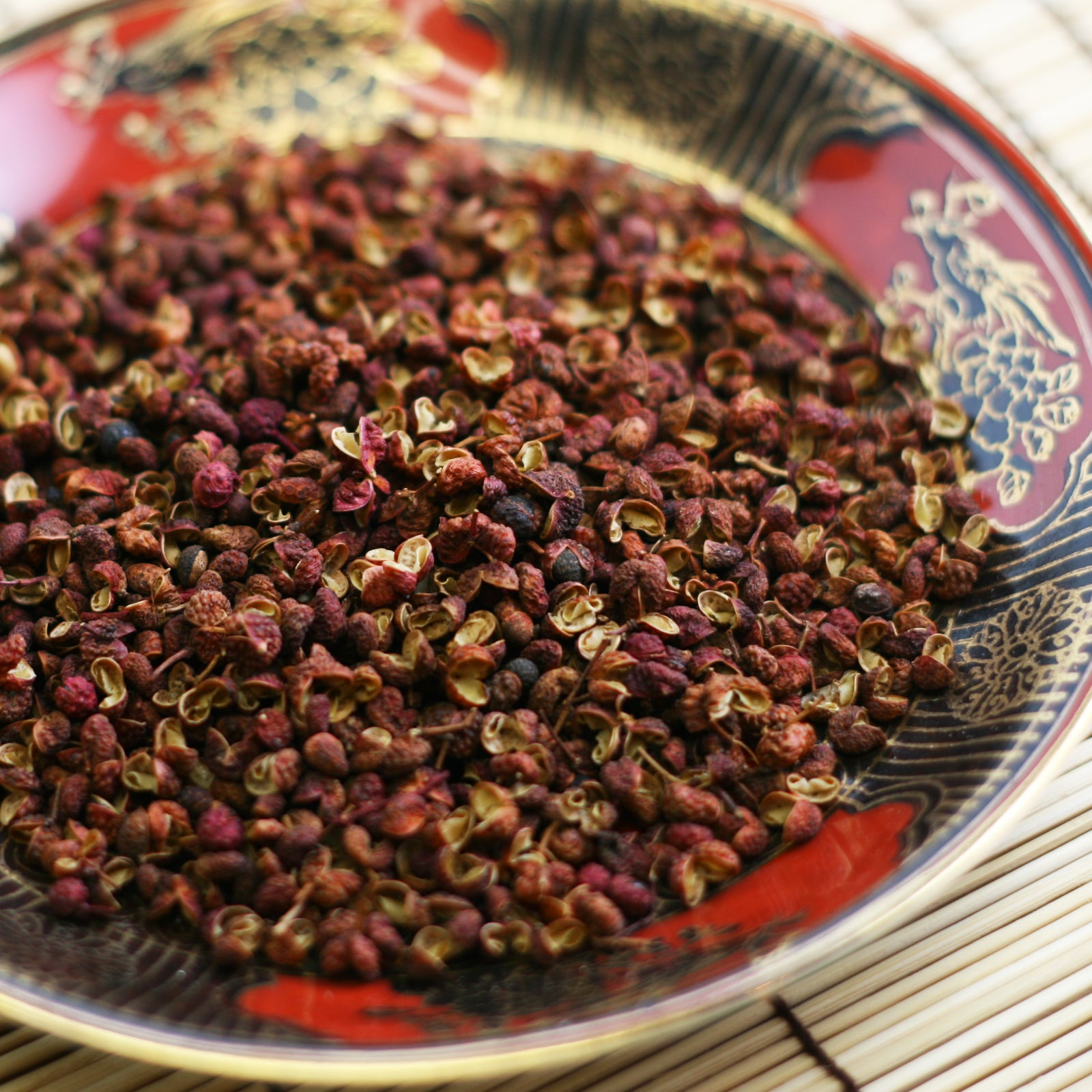 Peppercorns, Szechuan