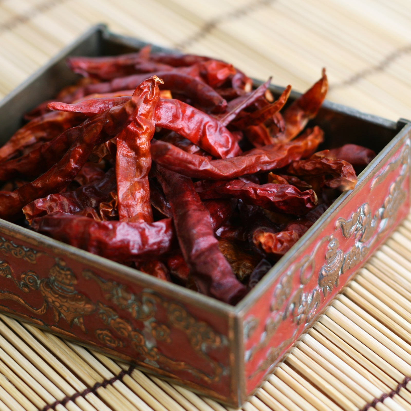 Thai Red Chiles