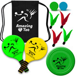Paddle Ball Game Racket Set