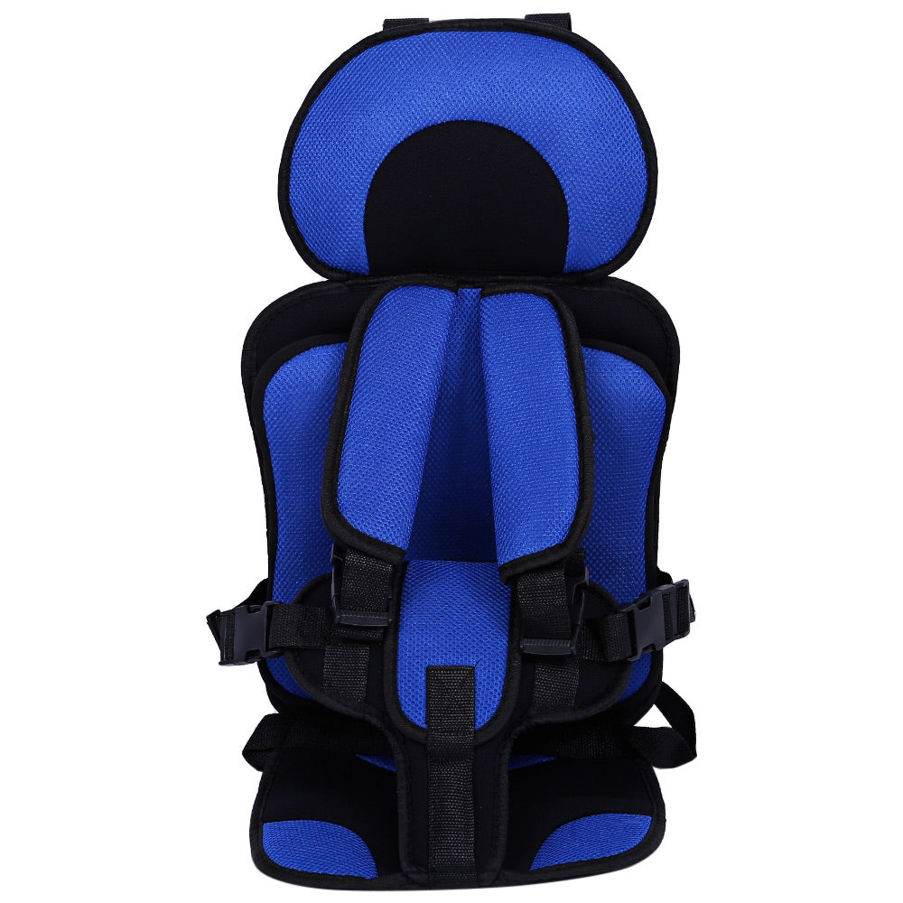 Infant Safe Portable Baby Car Safety Seat with Thick Sponge