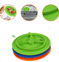 Silicone Suction Baby Placemat Bowl