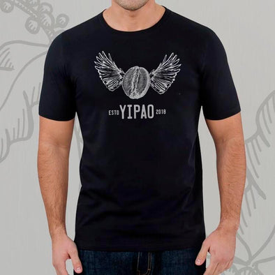 YIPAO MEN'S TEE Coffee Bean