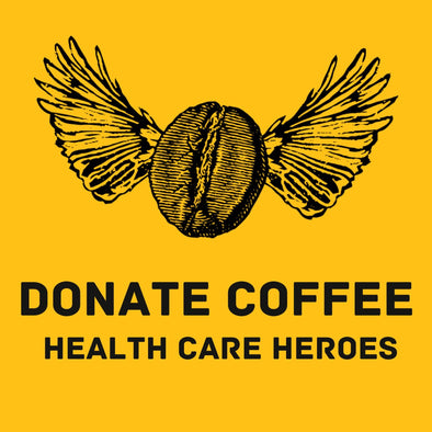 Donate a Pound of Coffee to a San Diego Hospital
