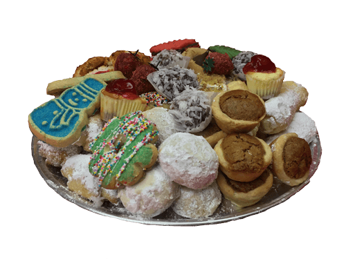 Medium Cookie Tray (10 Doz)