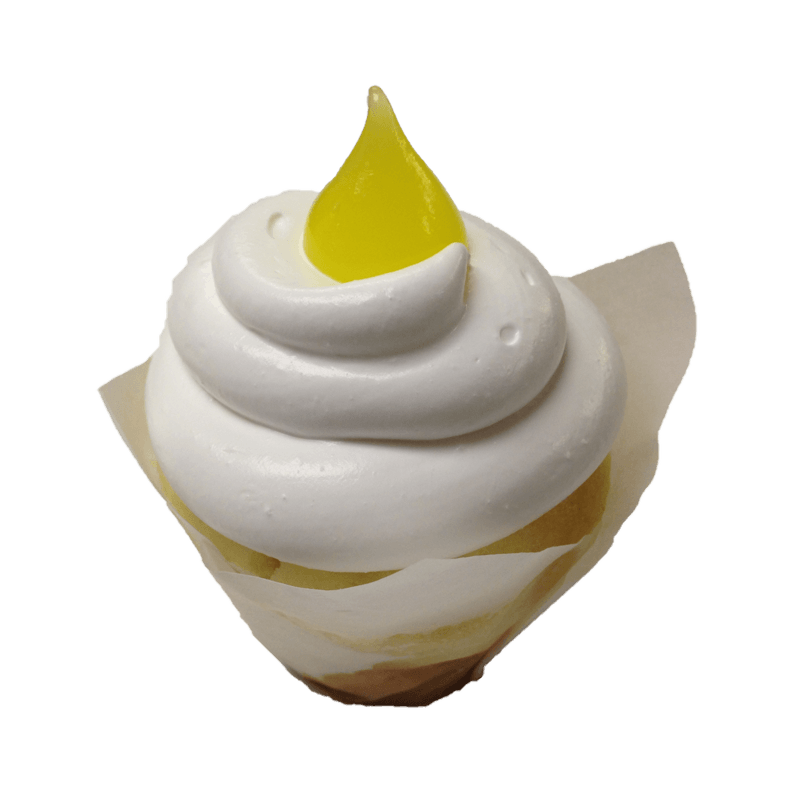 Luscious Lemon Cupcake