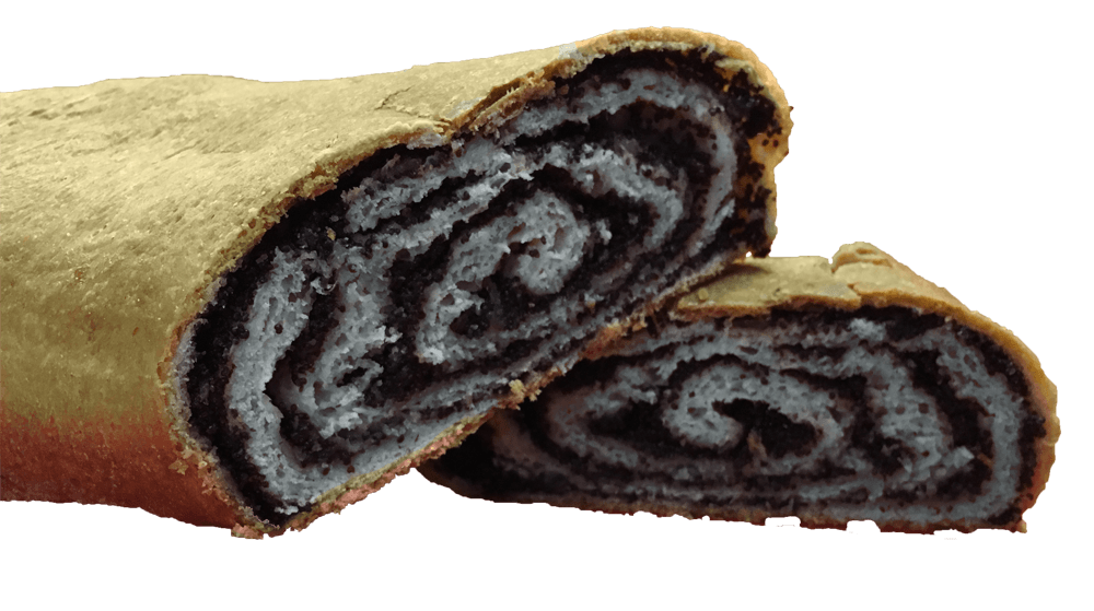 Poppyseed Pastry Roll