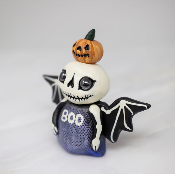 Skeleton Halloween Figurine