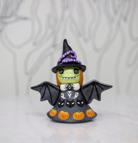 Little Witch Figurine