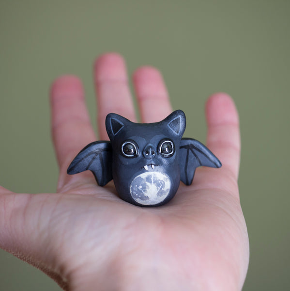 Fat Bat Figurine