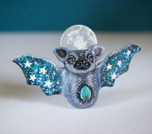 Aura Bat Figurine