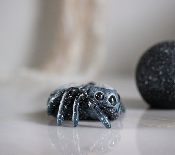 Moon Widow Spider Figurine