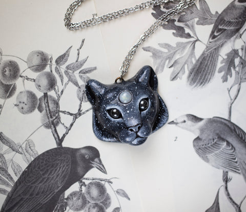 Starry Tiger Necklace