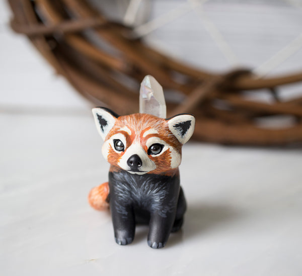 Red Panda Figurine