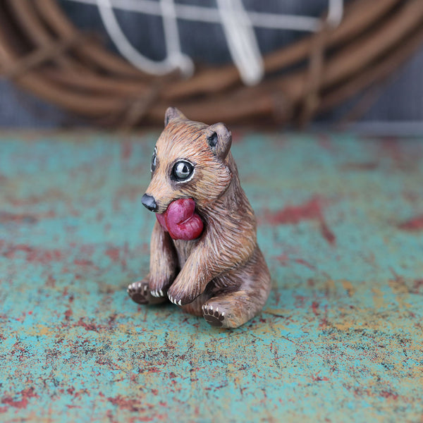 Wild Love Bear Figurine