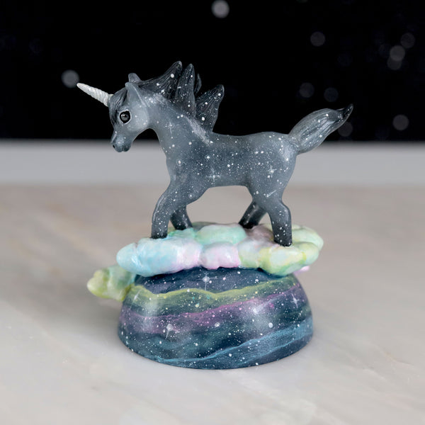 Lightning Unicorn Figurine