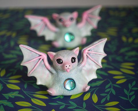 Flasher Bat Figurine