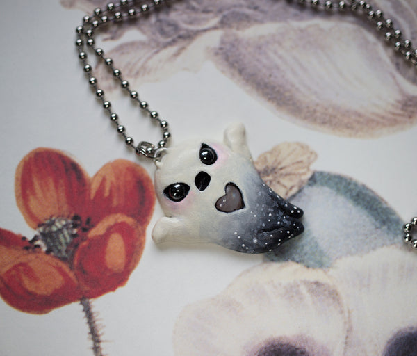 Ghost 1 Necklace