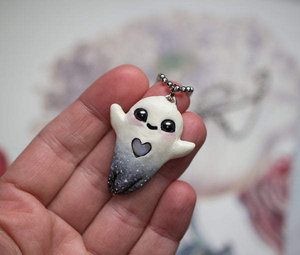 Ghost 2 Necklace