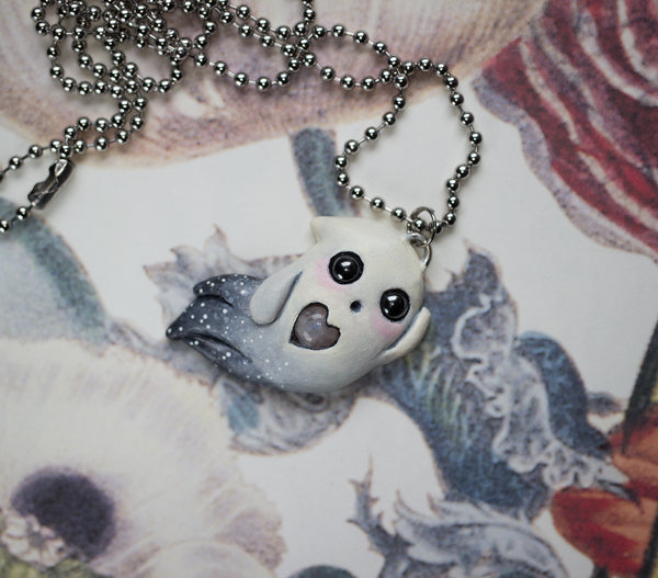 Ghost 3 Necklace