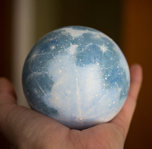 Blue Moon Orb