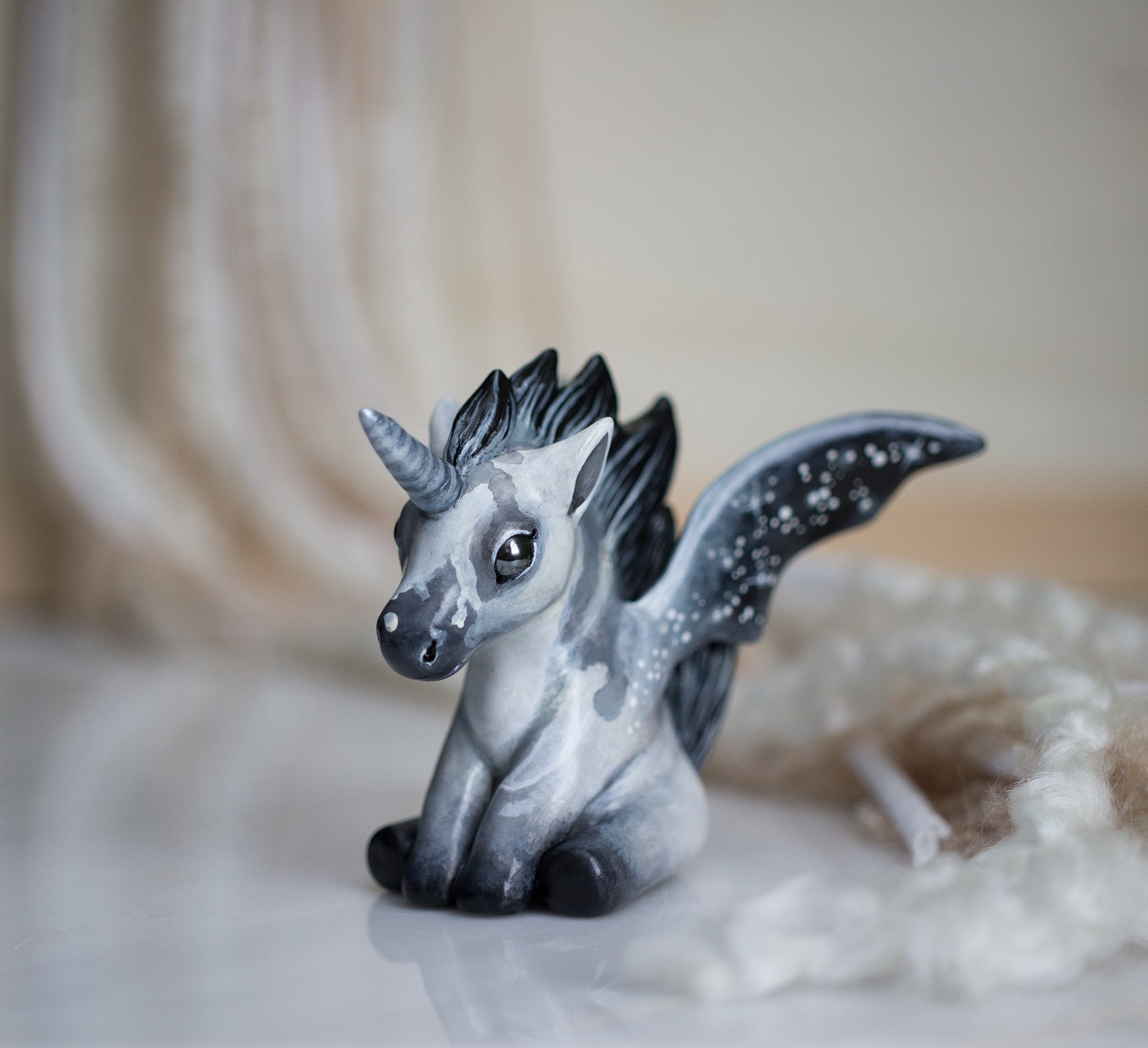 Bat Winged Pegapony Figurine