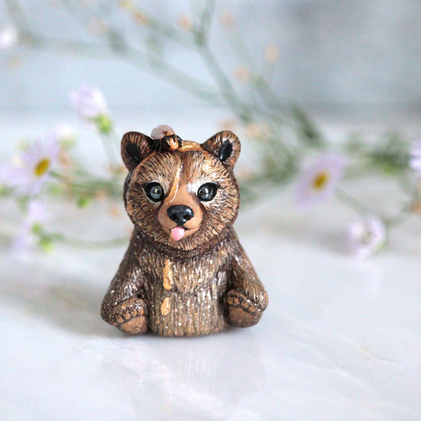 Honey Bear 1 Figurine