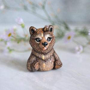 Honey Bear 2 Figurine