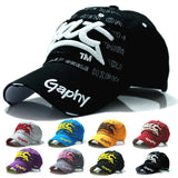 Snapback HipHop Cap - Summer Fashionista