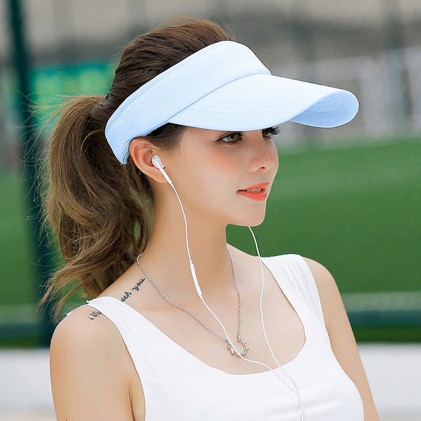 Visor Hat - Summer Fashionista