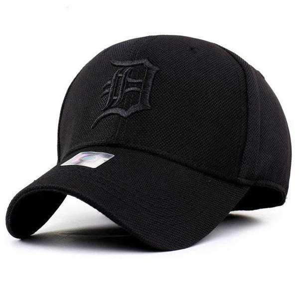 Casual Quick Dry Snapback for Men - Summer Fashionista