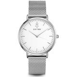 Ultra Thin Stainless Steel Watch - Summer Fashionista