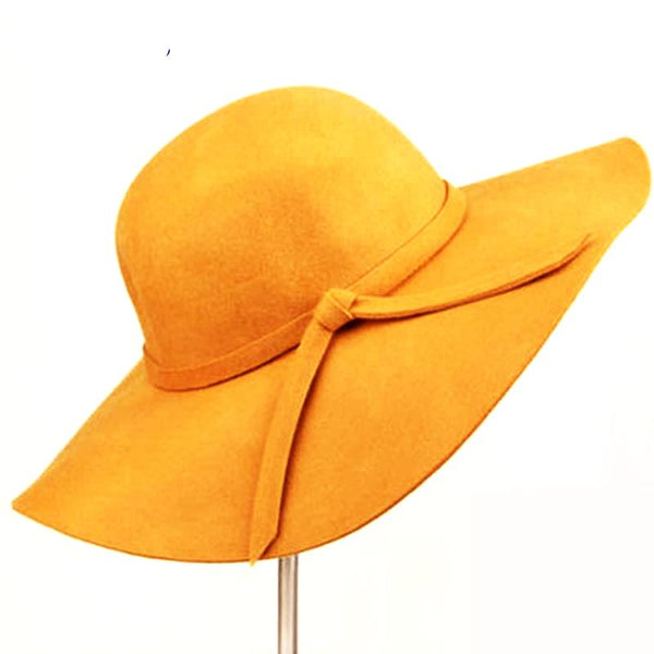 Vintage Hat - Summer Fashionista