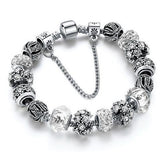Crystal Beads Bracelet - Summer Fashionista