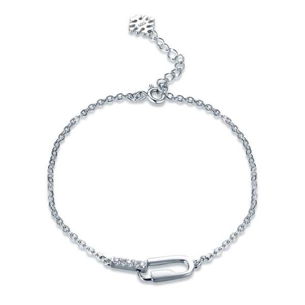 Simple but beautiful bracelet (Sterling Silver) - Summer Fashionista