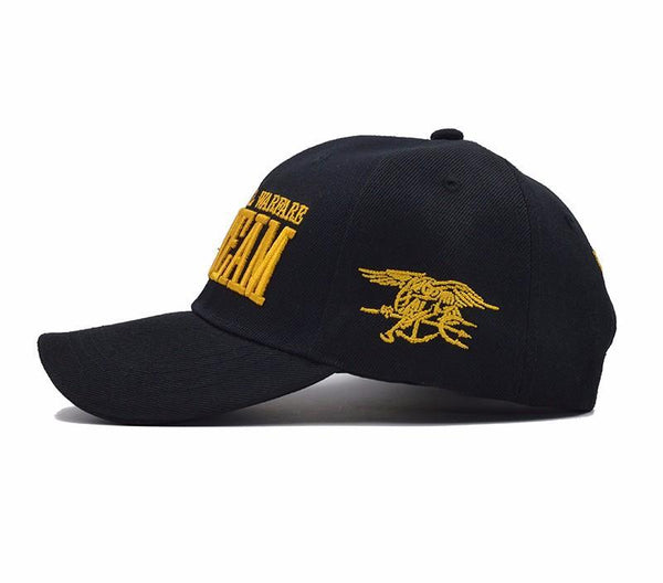 US Navy Seal Team Tactical Cap - Summer Fashionista