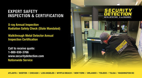 Security Detection Preventative Maintenance