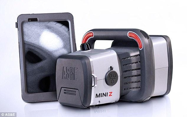 Mini Z X-Ray - Security Detection
