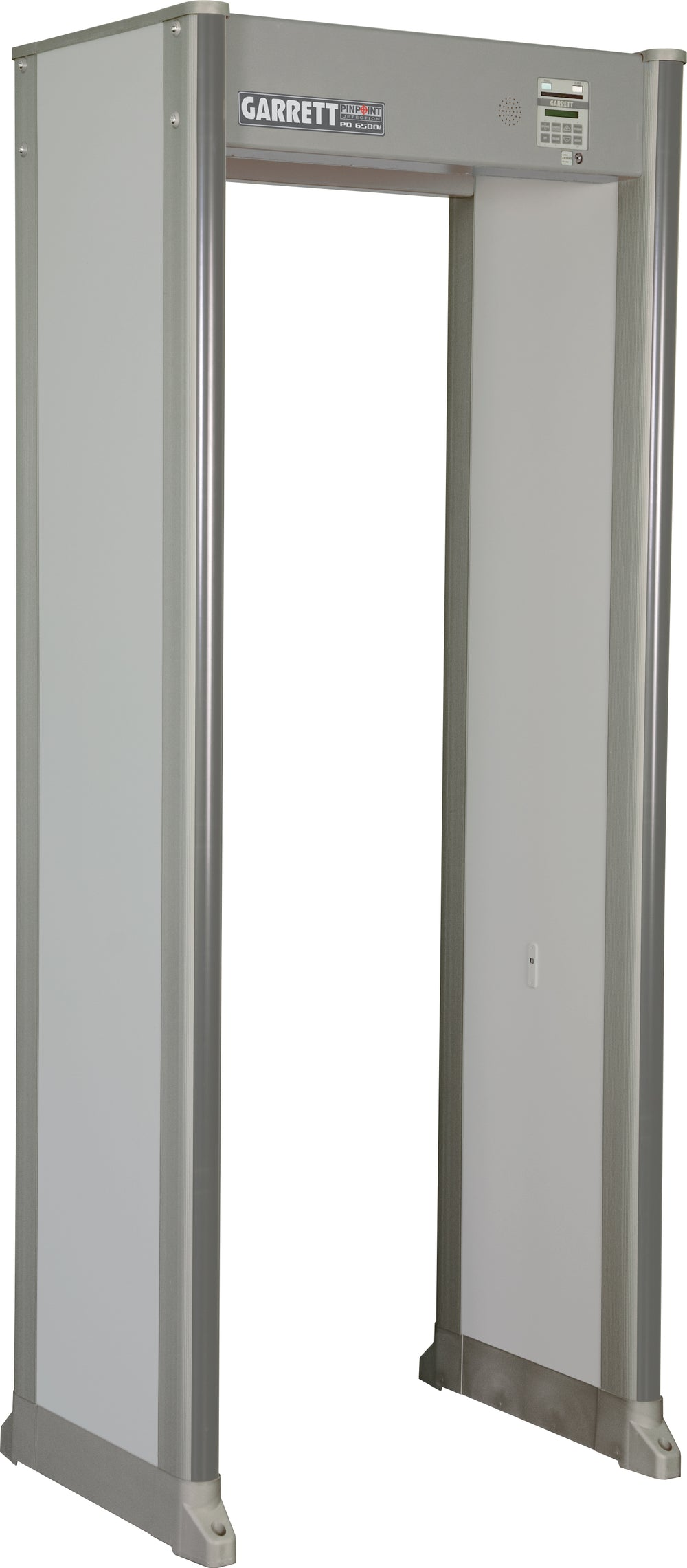 Magnascanner PD6500i Walk Through Metal Detector - Security Detection