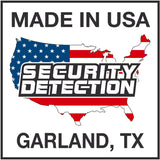 Garrett SuperWand Hand Held Metal Detector - Security Detection